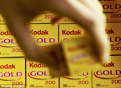 Bankrupt Kodak set to pay out $13.5million in bonuses in desperate attempt to keep staff