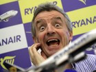 RYANAIR CEO: Seatbelts On Airplanes Are Pointless