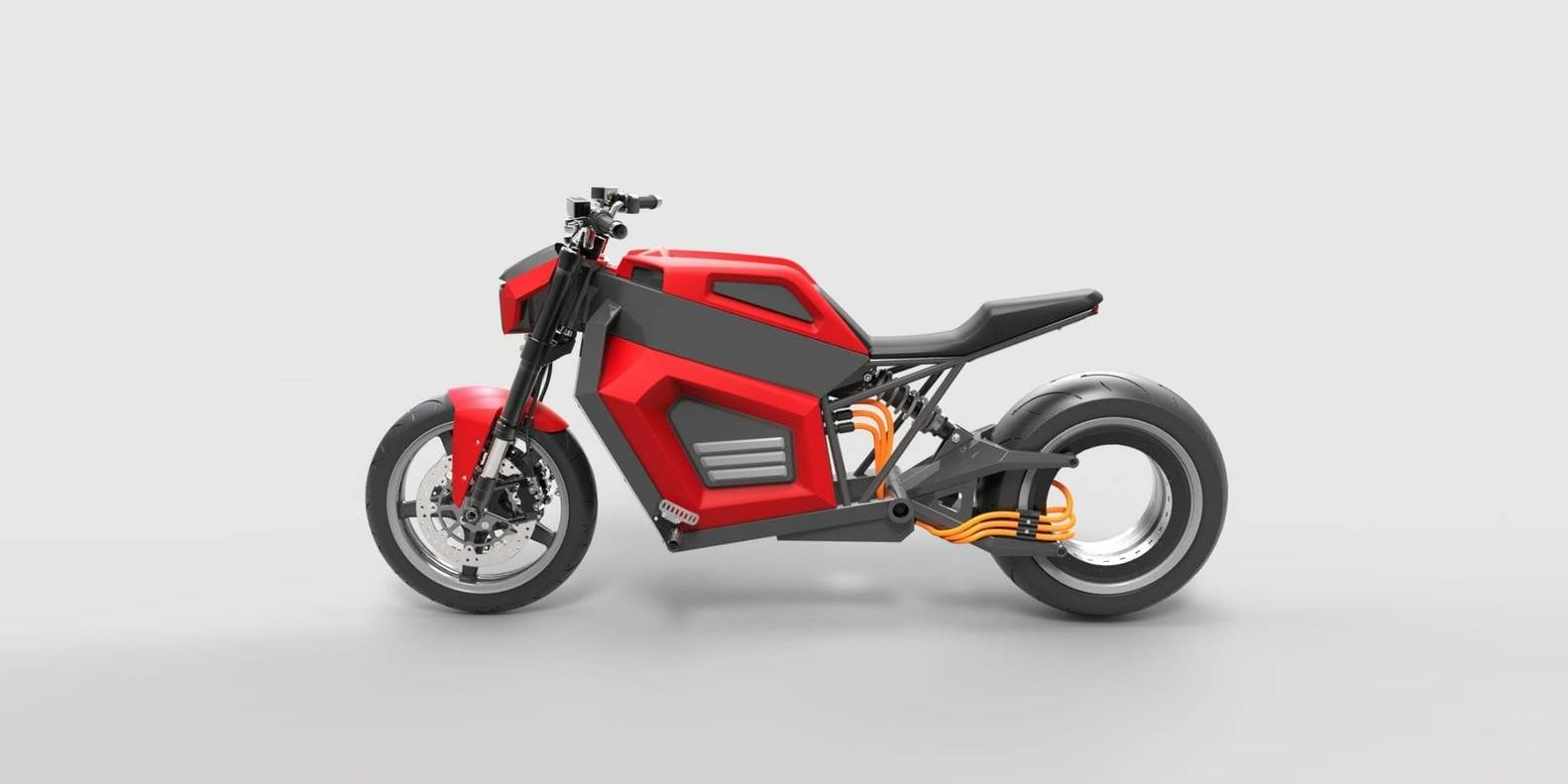 867dc7277 RMK shows off 50 kW electric motorcycle with the coolest motor you ve ever  seen2019 is turning into a bumper year for electric motorcycles.