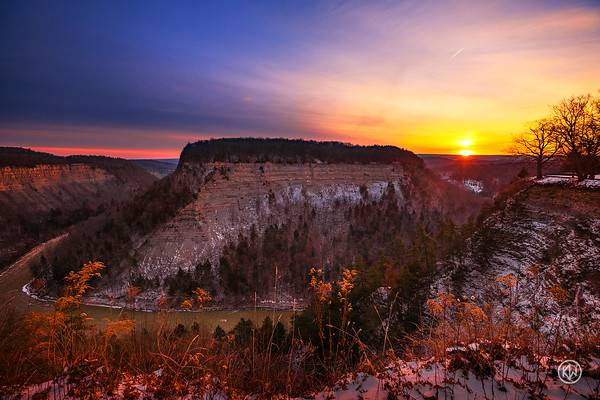 Great Bend Sunrise