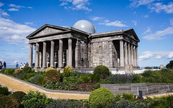 City Observatory, Edinburgh