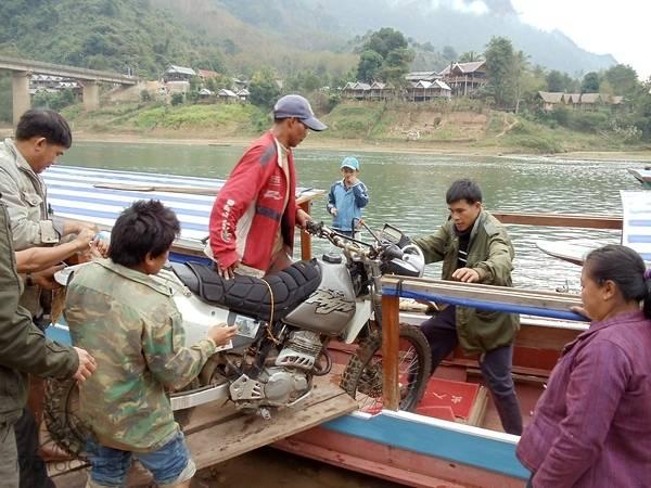 2011 Laos Adventure - MotoQuest