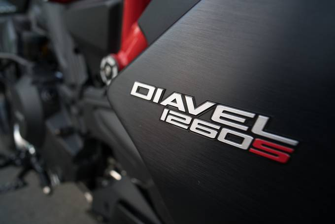 I got to borrow the CEO of Ducati North America's 2019 Diavel S with