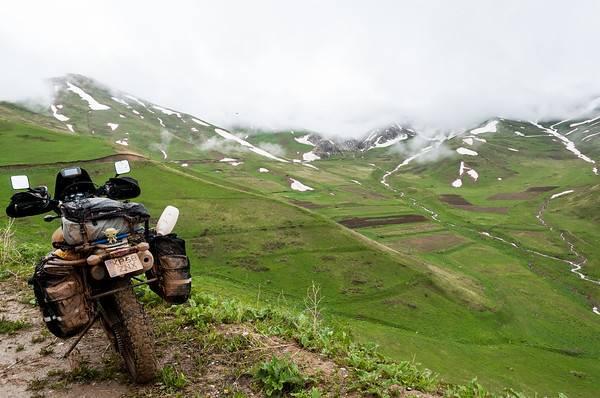Tajikistan - Adam Lewis
