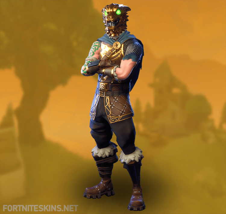 Fortnite's Top 10 Skins for January 7th 2018 - Fortniteprotector