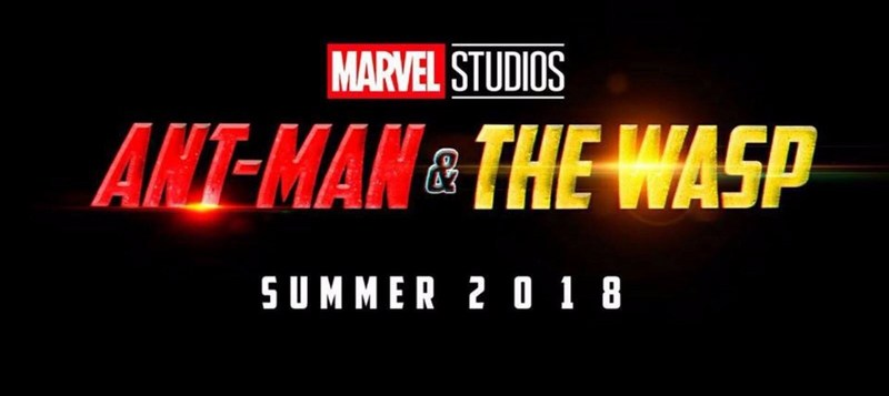 Ant-Man and the Wasp - Summer 2018