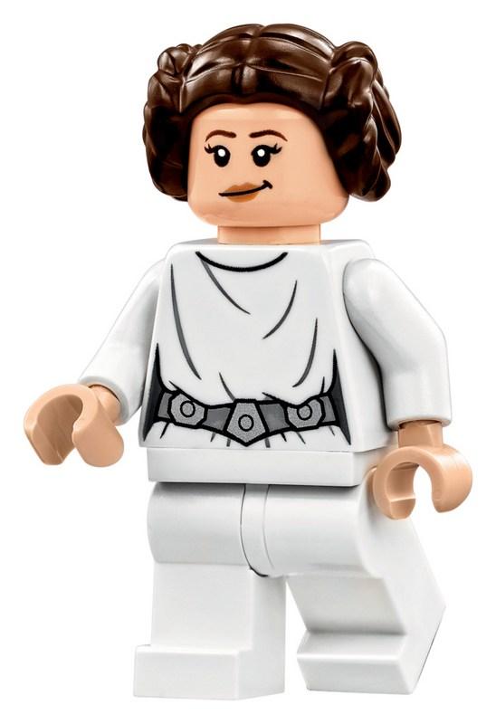 Princess Leia LEGO