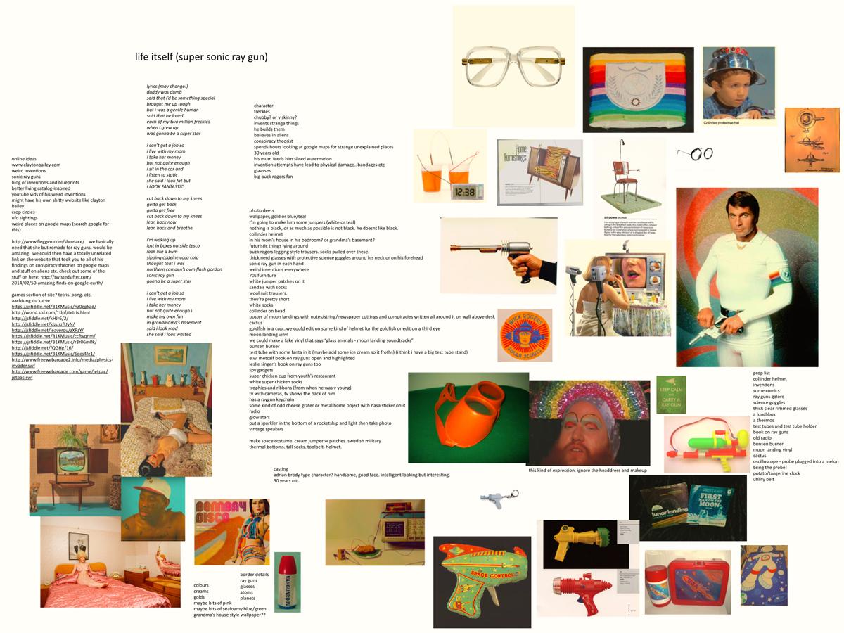 Glass animals life itself lyrics genius lyrics been called super sonic ray gun malvernweather Image collections