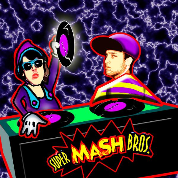 Super-mash-bros
