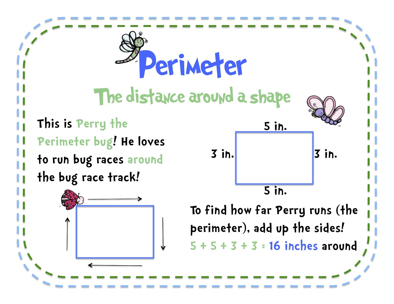 Chapter 23 How To Find Out The Perimeter