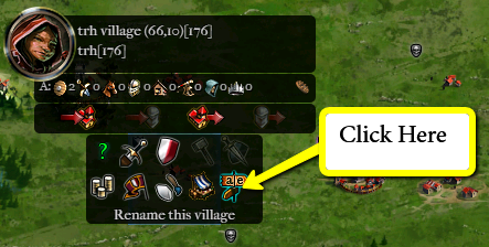 How do I change my village name? – RoE Beta Feedback