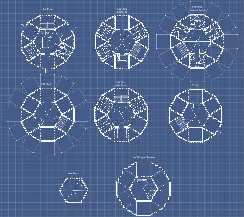 Basedesign circular tower playrust basedesign circular tower playrust malvernweather Choice Image