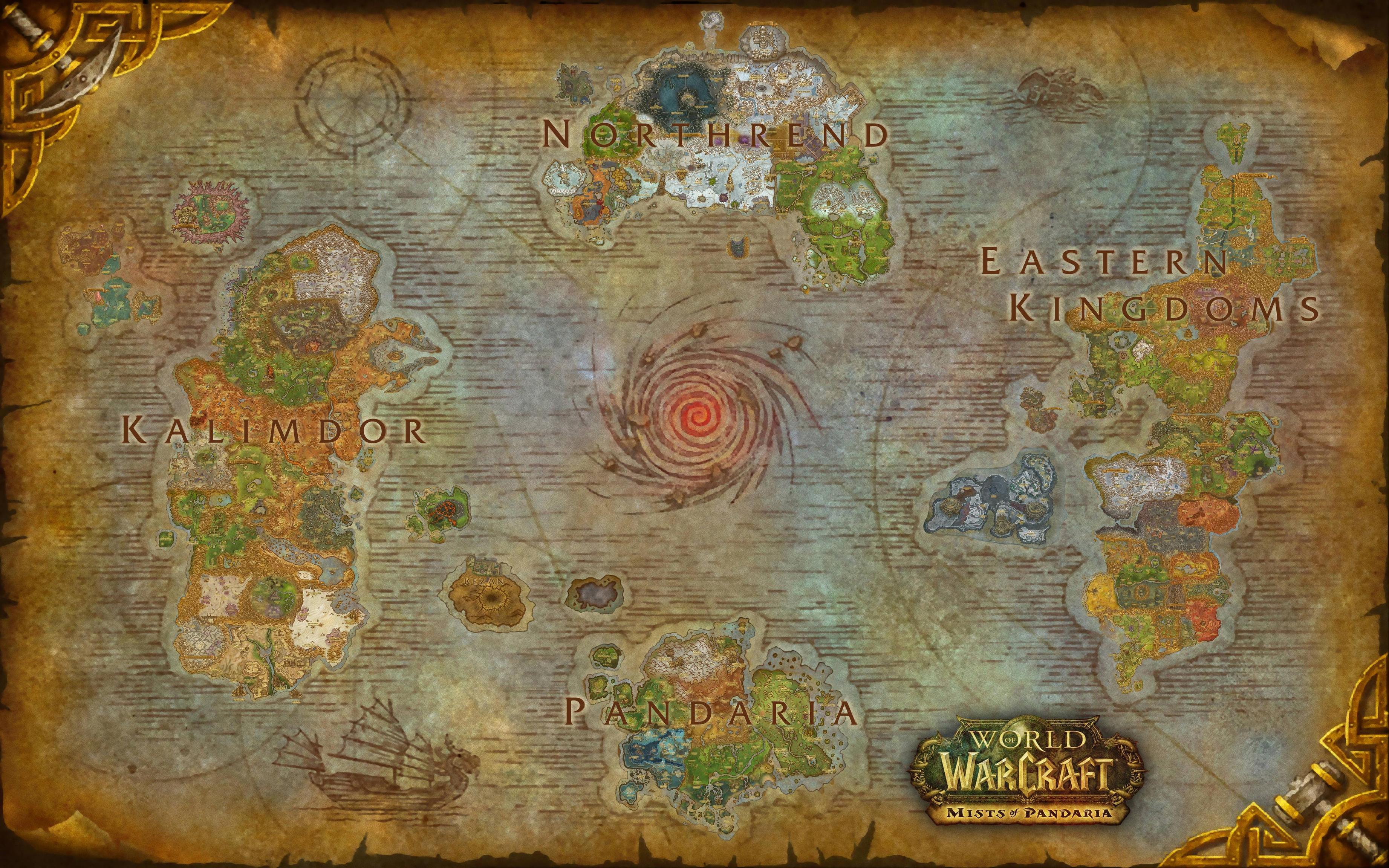 Azeroth map composite 300 dpi wow gumiabroncs Choice Image