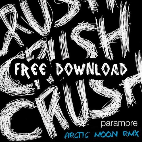 Paramore crushcrushcrush sheet music for piano, percussion.