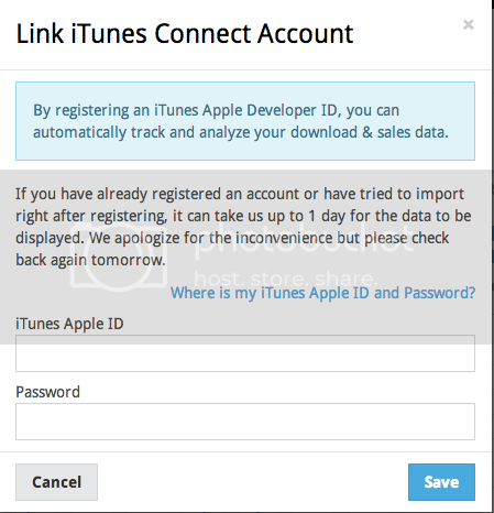 How do I link my iTunes Account? – Customer Feedback for SearchMan SEO