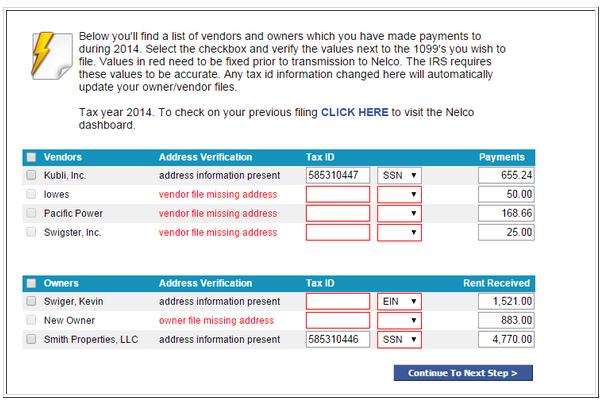 1099 Misc Federal E Filing And Print Options Customer Feedback