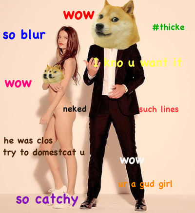 The doge meme is not funny genius its just stupid someone explain to me why you think this shit is funny if you do im willing to look at what you have to solutioingenieria Images