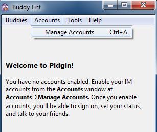 Pidgin file transfer xmpp