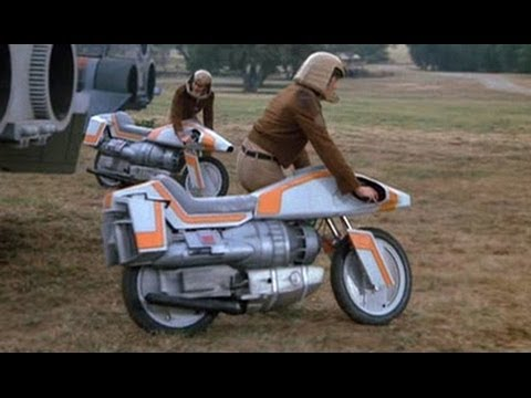 Fantastic TV Motorcycles of the 80s