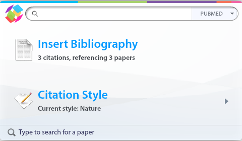 How to find bibliography