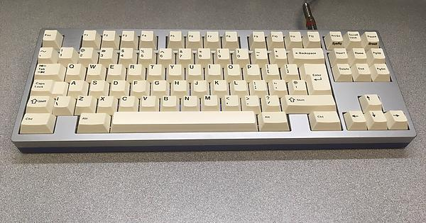 KBD8X : MechanicalKeyboards