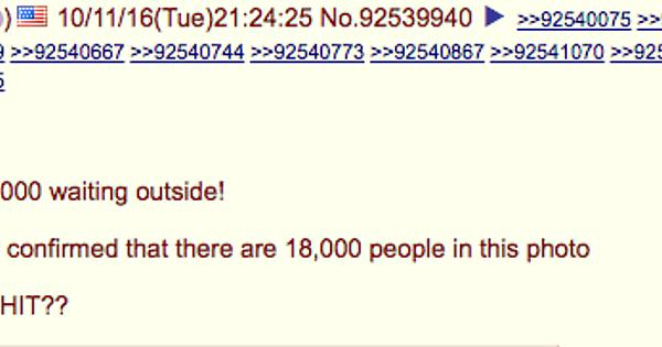 pol uses weaponized autism 4chan