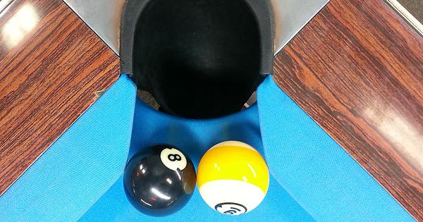 Extended Rails Vs Regular Rails On A Gold Crown Billiards - Pool table pocket shims