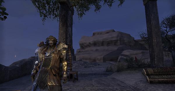 So The Werewolf Lord Polymorph Has A Khajiit Skin Elderscrollsonline