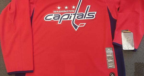 2b5a3e06d Capitals Indonesian Adidas Home and Practice Jerseys Arrived at Kettler    caps