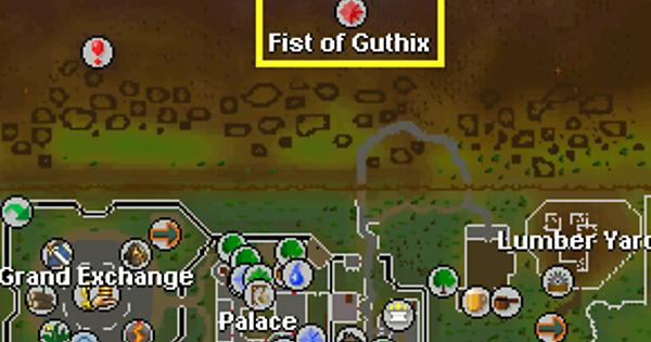 Fist Of Guthix Came Out On This Date 10 Years Ago 2007scape