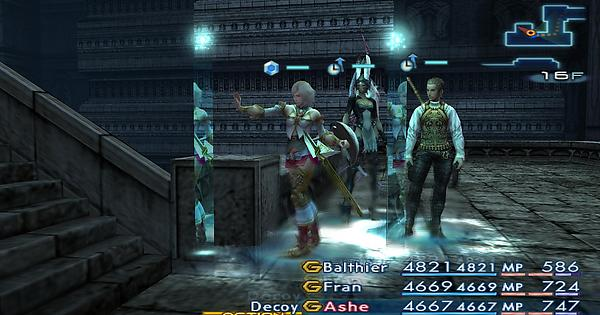 Some FFXII screenshots I've taken, upscaled to 1080p with PCSX2