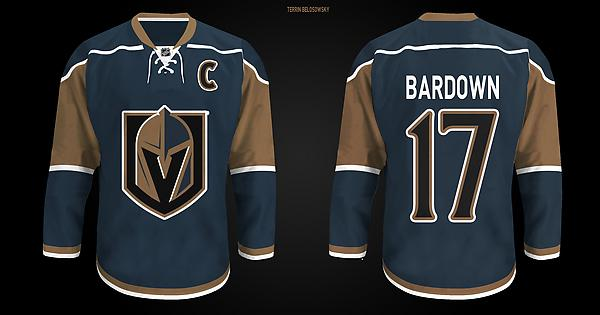 timeless design f1813 87a0d Vegas Golden Knights Jersey Concept : hockeyjerseys