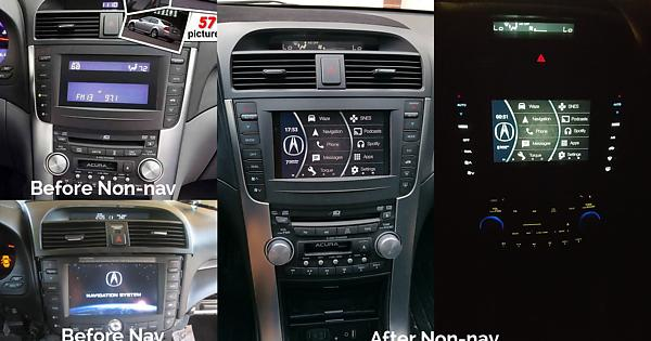 Installed A Nexus In My Acura TL DIY - 2004 acura tl aux input