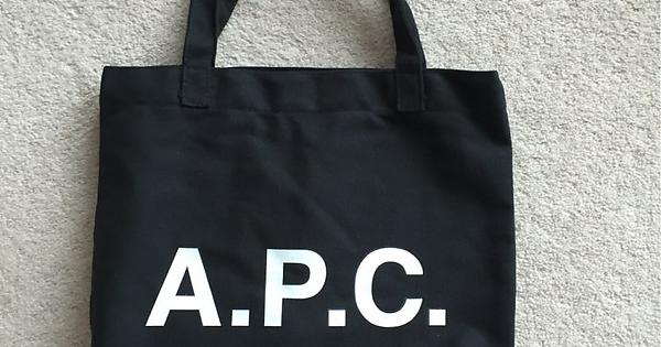 Review A P C Tote Bag In Black From Aliexpress Fashionreps
