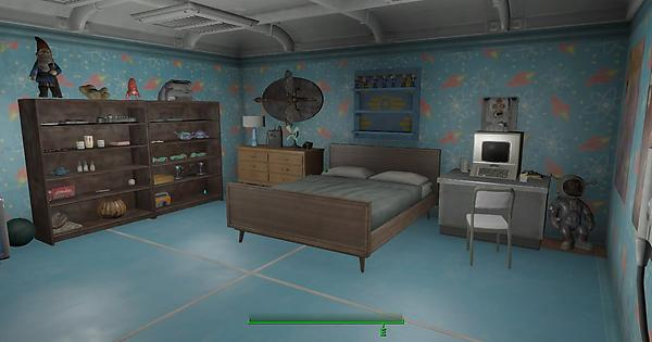 My Shauns Room Any Thoughts Fo4