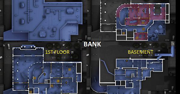 rainbow 6 siege simple floor plans rainbow6