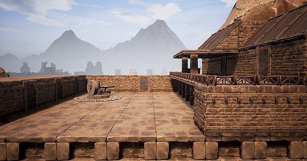 Spartacus) House of Batiatus : ConanExiles
