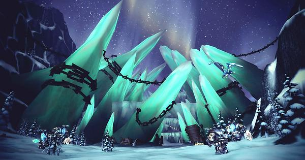 Some more ultra screenshots! This time, I went to Northrend