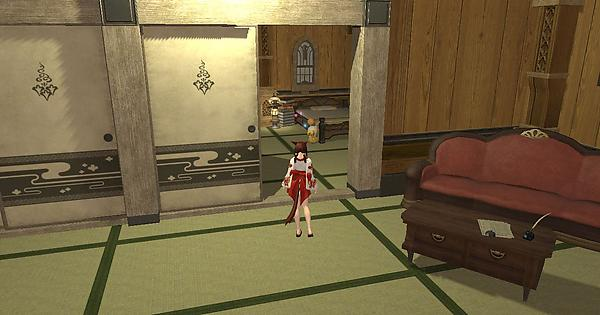 Screenshots Of Some Of The New Oriental Housing Items