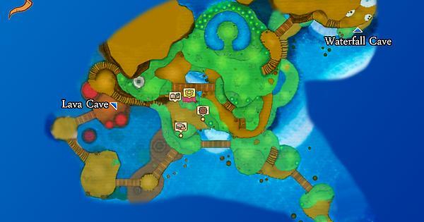 Fantasy Life World Map.West Grassy Plains And Elderwood Maps Added Fantasylife