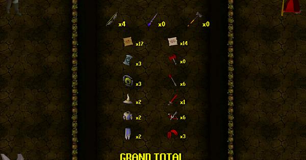 Raid CC - 2 Weeks of Loot - Recruiting! (Ironmen Only