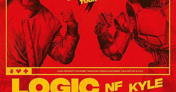 Nf on tour with Logic after the perception tour ends