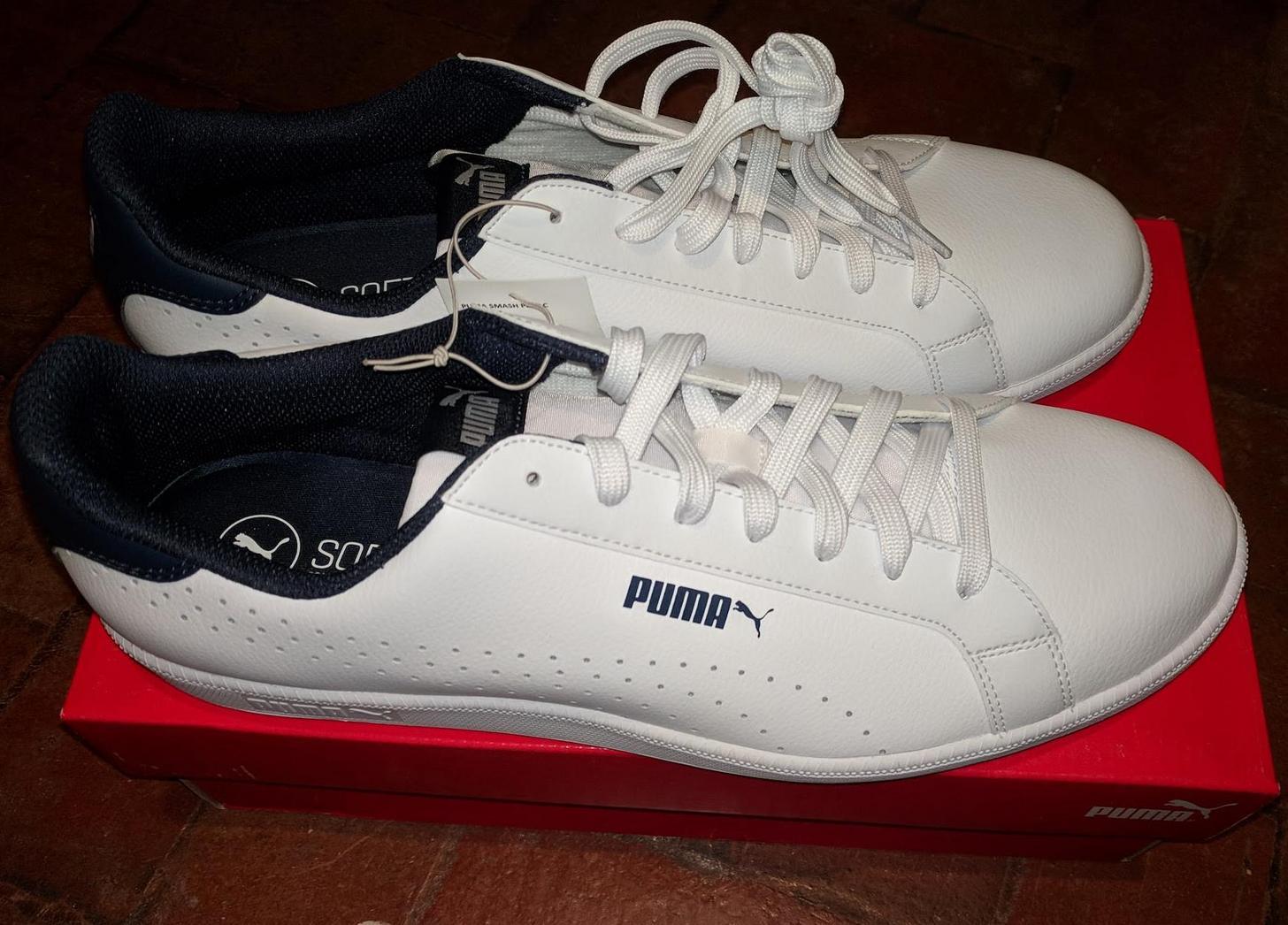 6c33cb0b397f Costco Puma shoes in white or black  24.99   frugalmalefashion
