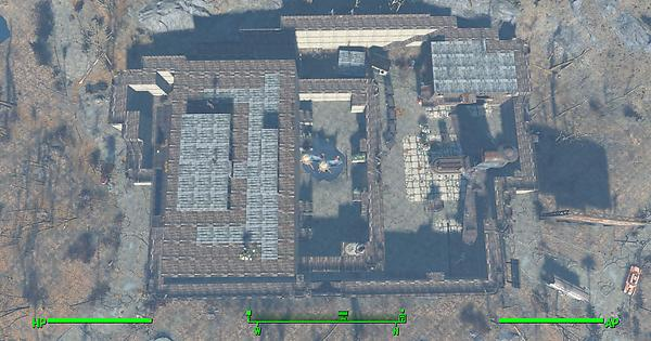 starlight drive in aka the armory fo4
