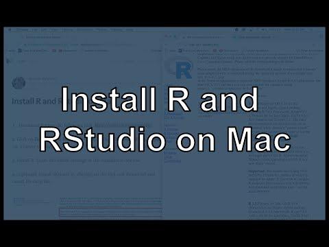 r studio download mac sierra