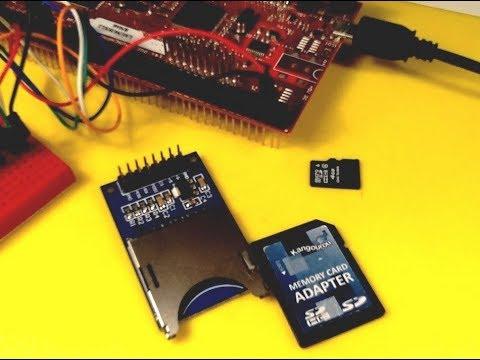 TI Hercules LaunchPad: using an SD Card Part 3 | element14 | Jan Cumps
