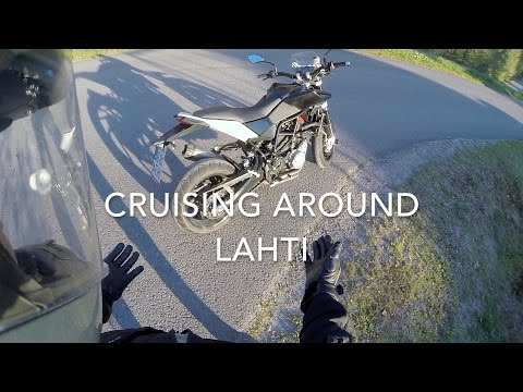 Cruising Around Lahti