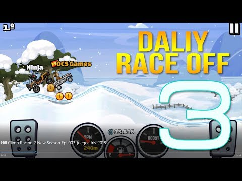 New Hill Climb Racing 2 Hack New Season Epi 003 Juegos Friv 2018