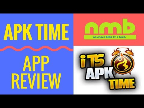 APP STORE !!! APK TIME , HOW TO INSTALL THE GREATEST 3RD PARTY APP