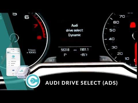 Audi Drive Select Ads For Audi A4a5q5 B8 Carista Blog